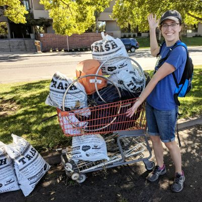 Great American River Clean-Up