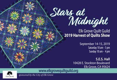 Harvest of Quilts Show