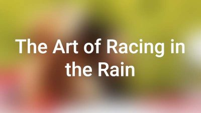 The Art of Racing in the Rain: Private Showing