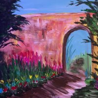 Sip, Nibble, and Paint at Freeport Inn