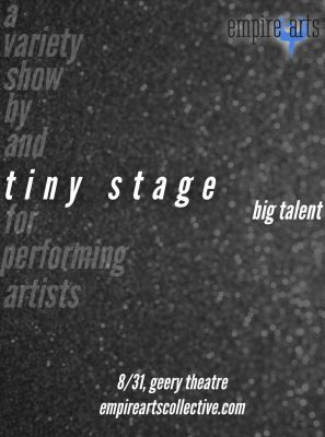 Tiny Stage: A Talent Showcase