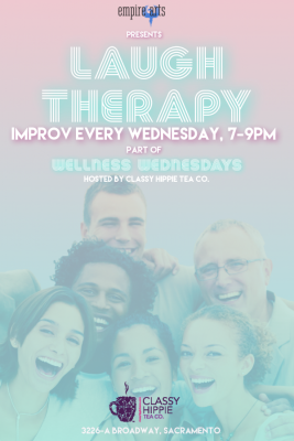 Laugh Therapy Drop-In Workshop