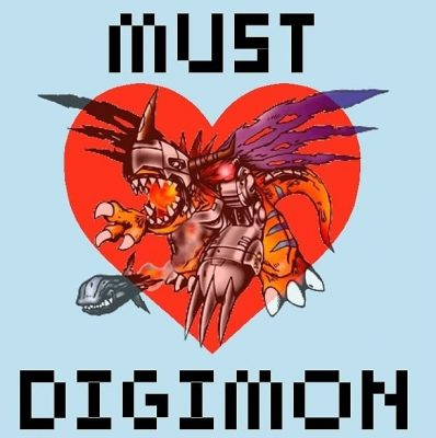 Must Love Digimon