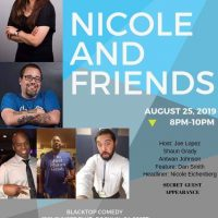 Bad Superheroes presents: Nicole and Friends