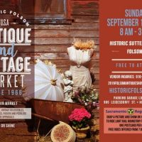 Antique and Vintage Market