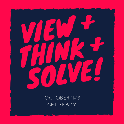 View, Think, Solve!
