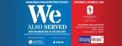 We Also Served: African Americans in the Military