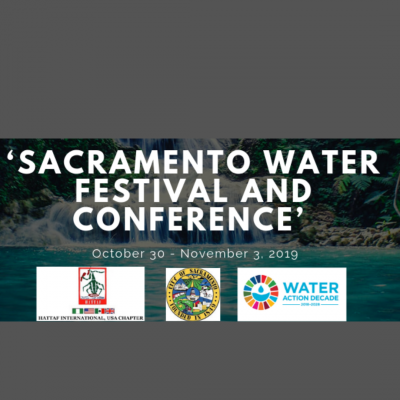 Sacramento Water Festival And Conference