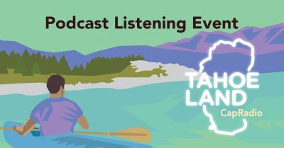 TahoeLand Podcast Listening Party