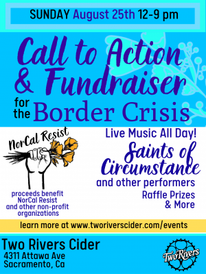 Call to Action and Fundraiser for the Border Crisis