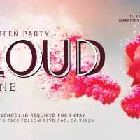 Cloud Nine Teen Party
