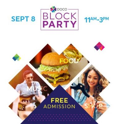 DOCO Block Party