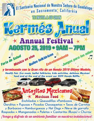 Our Lady of Guadalupe Church Festival