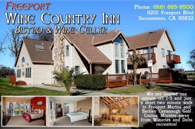 Freeport Wine Country Inn