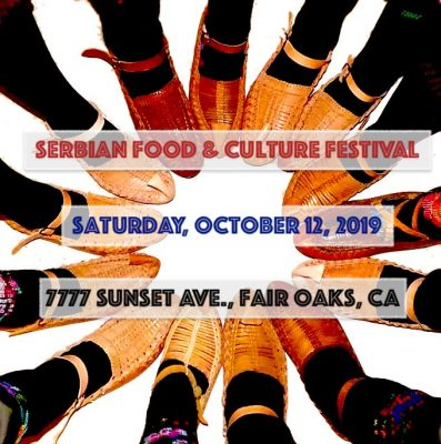 Serbian Food and Cultural Festival