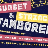 Sunset and Strings Jamboree