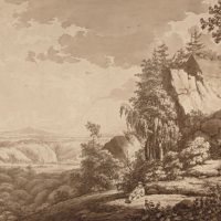 The Splendor of Germany: 18th-century Drawings from the Crocker Art Museum (Museum Currently Closed)