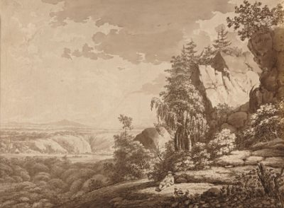 The Splendor of Germany: 18th-century Drawings fro...