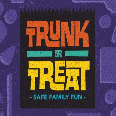 Trunk or Treat at Fremont Presbyterian