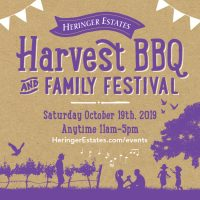 Harvest BBQ and Family Festival at Heringer Estates