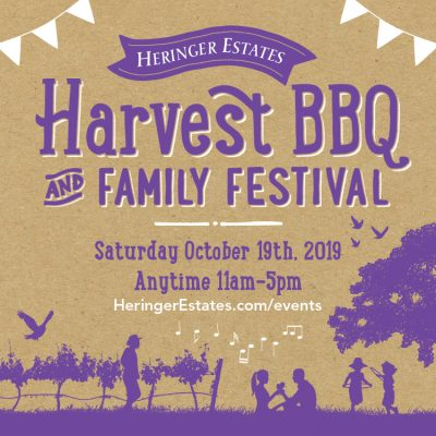 Harvest BBQ and Family Festival at Heringer Estate...