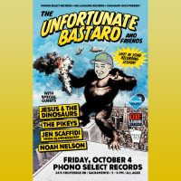 The Unfortunate Bastard Live at Phono Select Records