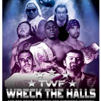 Total Wrestling Federation: Wreck the Halls