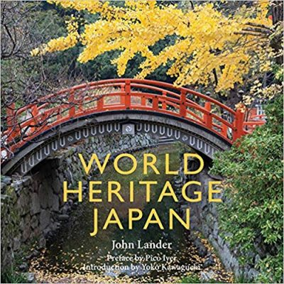 Book Launch and Author Event: World Heritage Japan