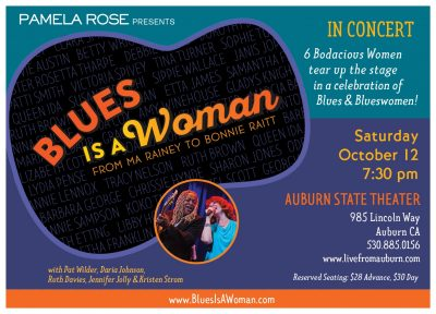 Blues is a Woman: From Ma Rainey to Bonnie Raitt