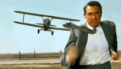 North by Northwest: Hitchcocktober