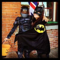 Old Sacramento Waterfront District Trick or Treat