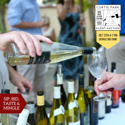Curtis Park Wine Tasting, Beer Garden, and Silent Auction