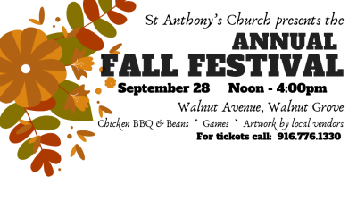 St. Anthony's Church Fall Festival