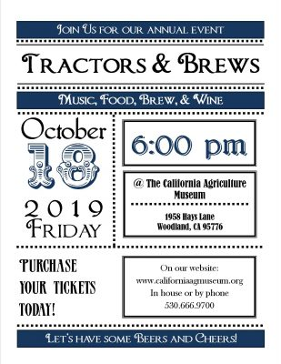 Tractors and Brews