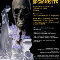 Haunted Sacramento (Sold Out)