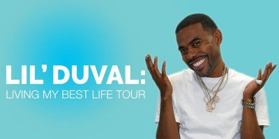 Lil' Duval: Living My Best Life Tour (Cancelled)
