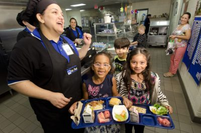 Food for Thought: Getting Farm-to-Fork into California's Public Schools