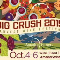 Big Crush Harvest Wine Festival