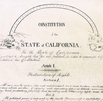 Constitution Day at California Museum