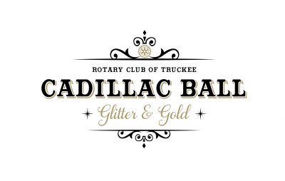 Glitter and Gold Cadillac Ball