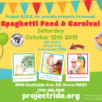 Project RIDE Spaghetti Feed and Carnival