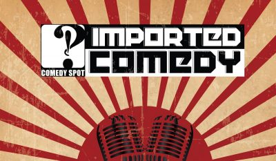 Imported Comedy Stand-up Showcase