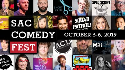 Mother of All Comedy Shows, Vol. 2 (Sac Comedy Fest)