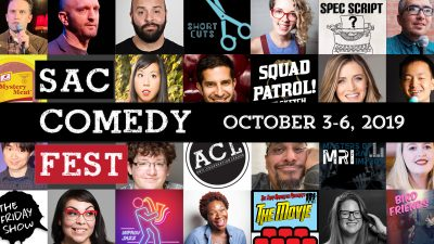 Anti-Cooperation League: Improv Comedy Show (Sac Comedy Festival)