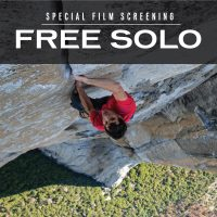 Free Solo Movie Screening at Sacramento State