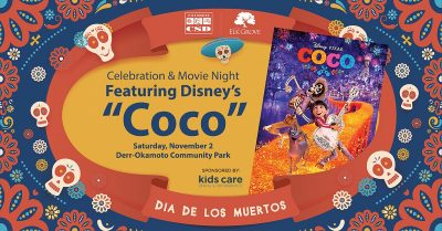 Dia de los Muertos Celebration and Movie Night