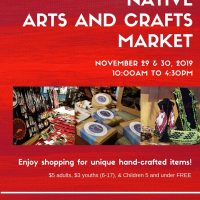Native Arts and Crafts Market