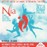 Nia: Blend of Dance, Yoga, and Chi-Gong