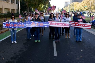 City of Sacramento Veterans Day Parade