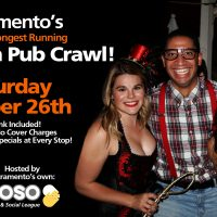 12th Annual Halloween Pub Crawl